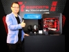 Mr. Kenny Lin, CEO & Chairman of Thermaltake Group unveil_One Thermaltake Gaming Solution_to the world!