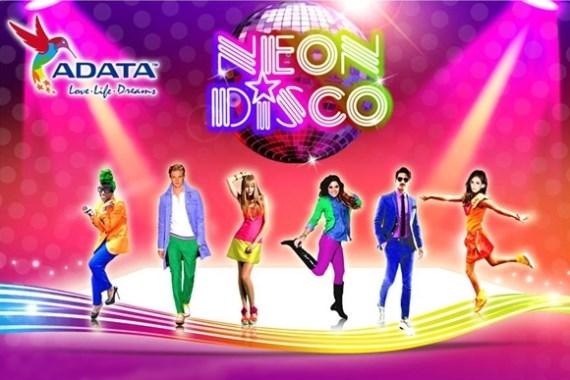 Neon Disco Party