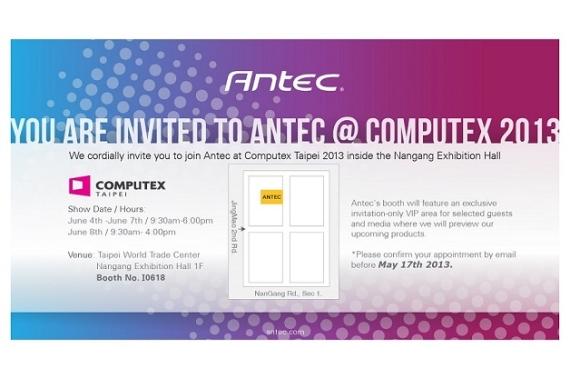 Antec Map