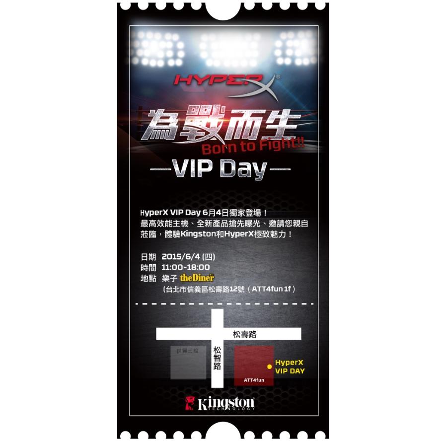 HyperX VIP Day