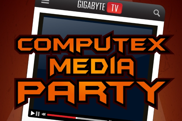 GIGABYTE Media Party at COMPUTEX 2016