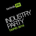 technikPR Industry Party – Taipei 2016