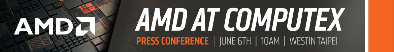 AMD COMPUTEX 2018 Press Conference