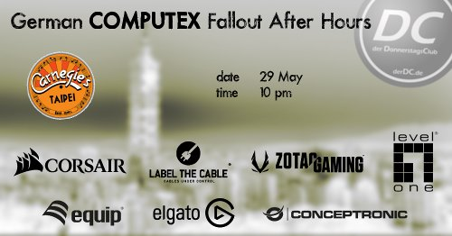 German Computex Fallout After Hours 2019