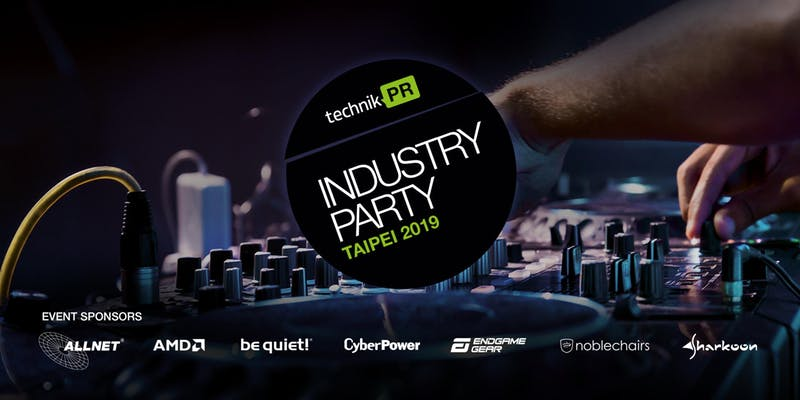technikPR Industry Party – Taipei 2019